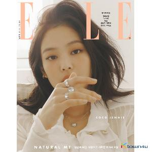 [韓国雑誌] ELLE 2019.10 B Type (BLACKPINK : JENNIE)