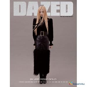 [韓国雑誌] Dazed & Confused Korea 2019.10 C Type (BLACKPINK : ROSE)