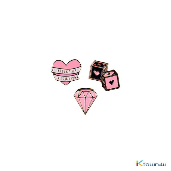 BLACKPINK - BADGE SET