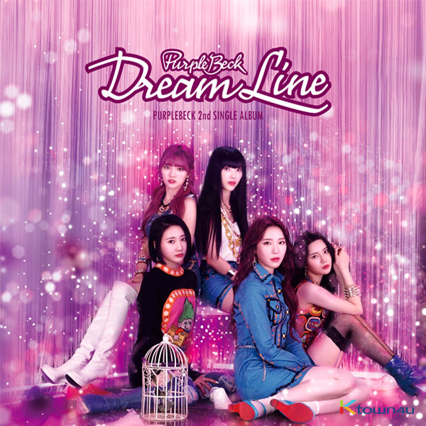 PurpleBeck - シングルアルバム 2集 [Dream Line] (Numbering Limited Edition)