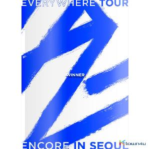 [DVD] WINNER - 2019 WINNER EVERYWHERE TOUR ENCORE IN SEOUL [DVD+LIVE CD]