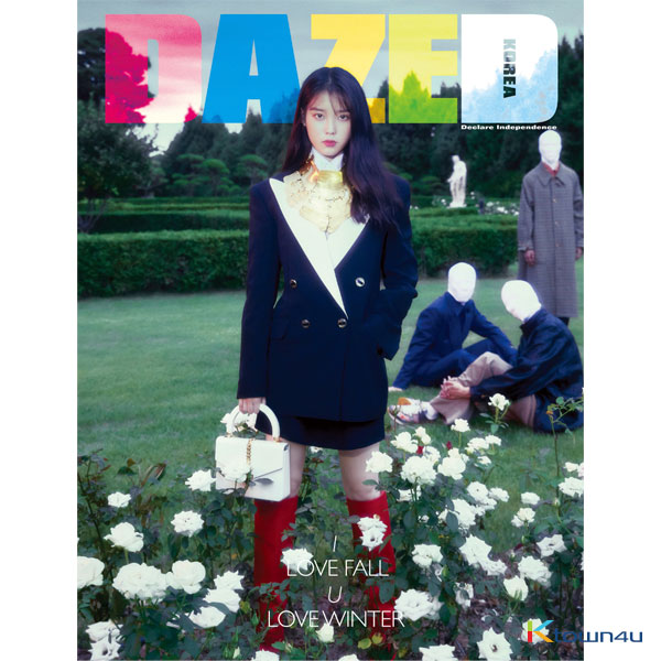 [韓国雑誌] Dazed & Confused Korea Special Edition : FALL EDITION (IU)