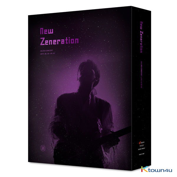 zai.ro - 2019 zai.ro Concert New Zeneration Live Album & Photobook (Limited Edition)