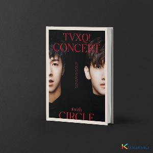 [フォトブック] TVXQ - TVXQ! CONCERT -CIRCLE- #with Photobook