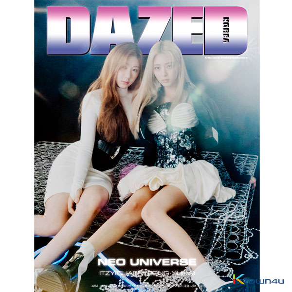 [韓国雑誌] Dazed & Confused Korea 2019.11 C Type (Cover : ITZY / content Lee Hong Gi)