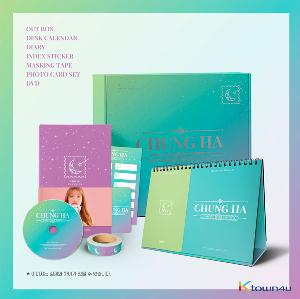 【韓国盤】 CHUNG HA - 2020 CHUNG HA SEASON'S GREETINGS 2020
