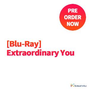 [Blu-Ray] Extraordinary You *If Pre-order qty is not enough to producing , you ordered can be canceled.