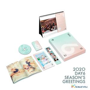 【韓国盤】 DAY6 - 2020 SEASON'S GREETINGS