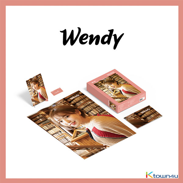Red Velvet - Puzzle Package Limited Edition (Wendy Ver.)