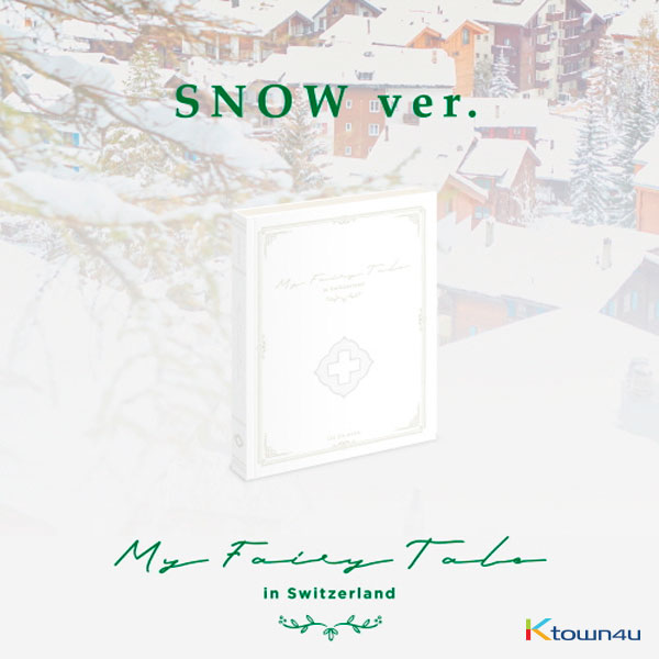 [フォトブック] LEE JIN HYUK - My Fairy Tale (Snow Ver.)