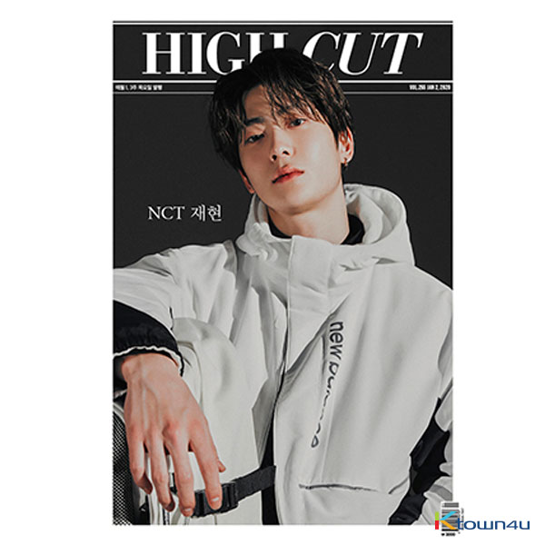 [韓国雑誌] High Cut - Vol.255 A Type (NCT : JAEHYUN)