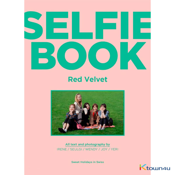 [フォトブック] Red Velvet - SELFIE BOOK : RED VELVET #3