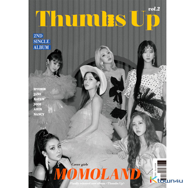 MOMOLAND - シングルアルバム 2集 [Thumbs Up]