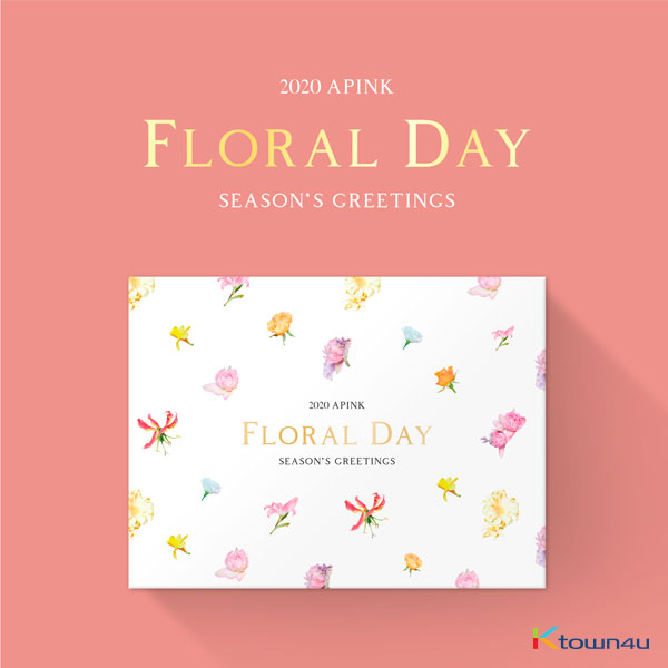 Apink - 2020 SEASON'S GREETINGS [FLORAL DAY]