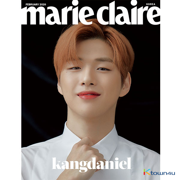 Marie claire 2020.02 B Type (Kang Daniel)