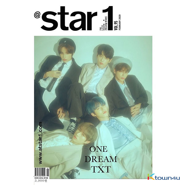 At star1 2020.02 (Cover : TXT)