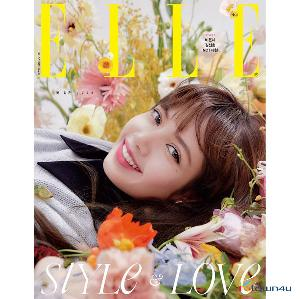 [韓国雑誌] ELLE 2020.02 B Type (BLACKPINK : LISA)