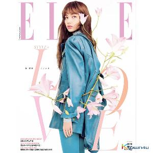 [韓国雑誌] ELLE 2020.02 C Type (BLACKPINK : LISA)