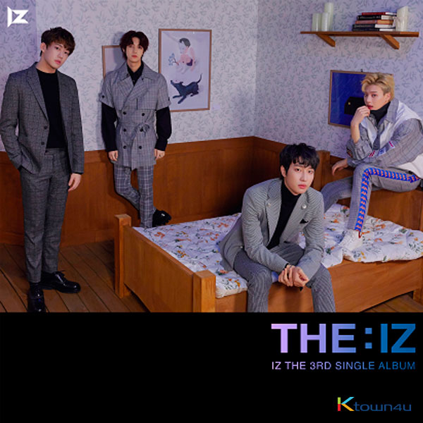 IZ - Single Album Vol.3 [THE:IZ]