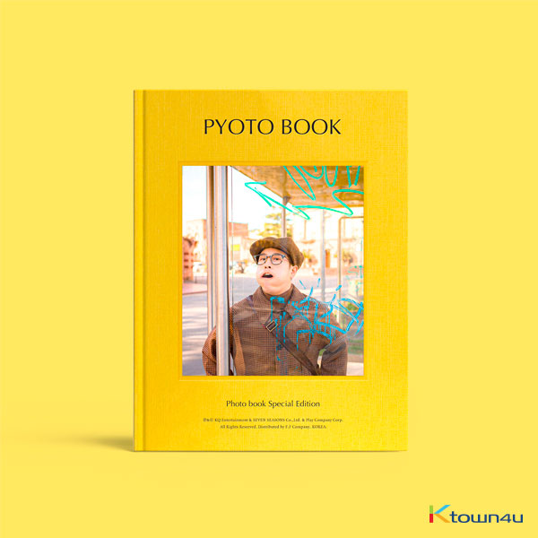 [Photobook] P.O - P.O SPECIAL EDITION PYOTO BOOK