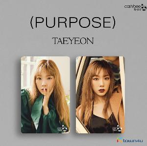 TAEYEON - Traffic Card