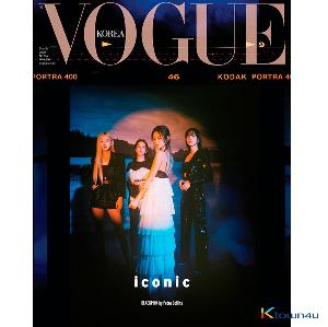 [韓国雑誌] VOGUE 2020.03 B Type (BLACKPINK : GROUP)