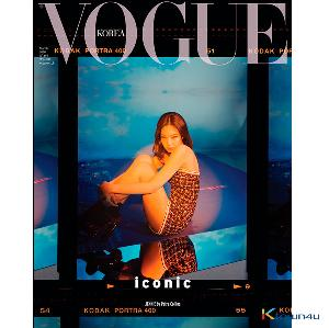 [韓国雑誌] VOGUE 2020.03 (BLACKPINK : JENNIE)