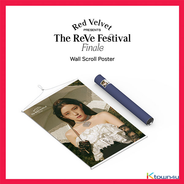 Red Velvet - Wall Scroll Poster (Irene Ver.)