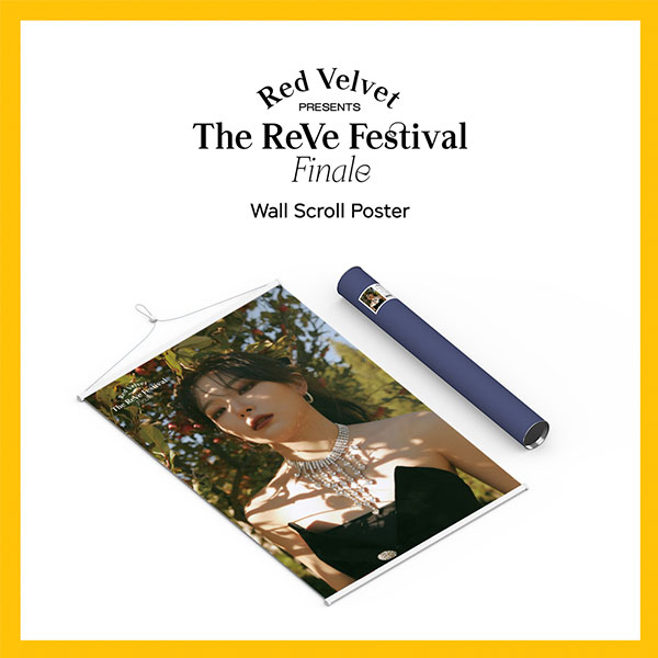 Red Velvet - Wall Scroll Poster (Seulgi Ver.)