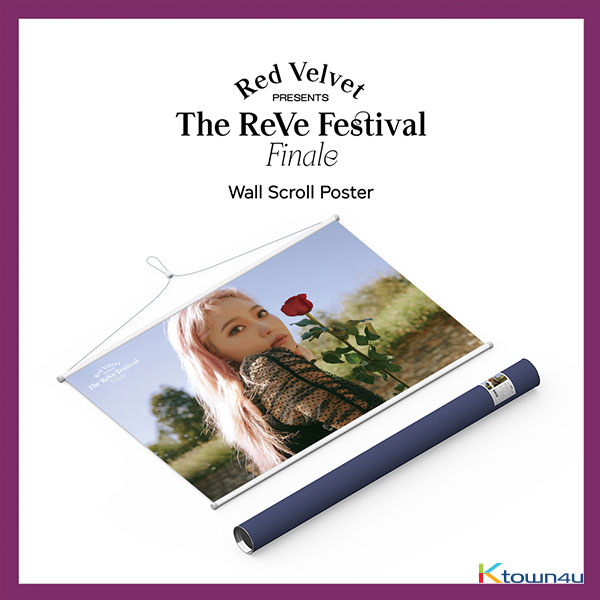Red Velvet - Wall Scroll Poster (Yeri Ver.)