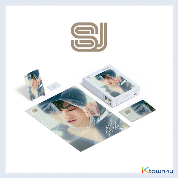Super Junior - Puzzle Package Limited Edition (EunHyuk Ver.)