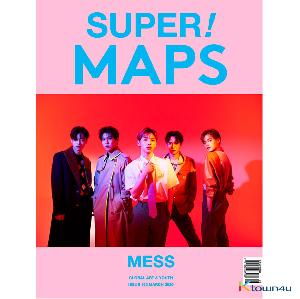[韓国雑誌] Maps 2020.03 A Type (AB6IX)