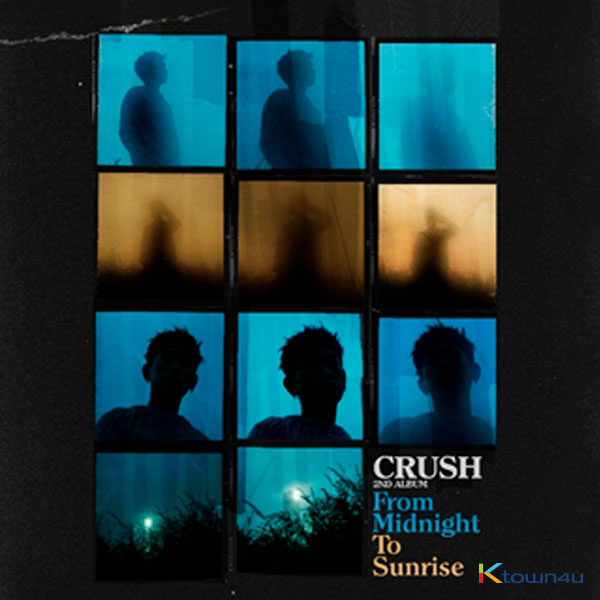 Crush - Album Vol.2 [From Midnight To Sunrise] LP
