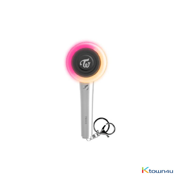 TWICE - [CANDY BONG Z] MINI KEYRING (*Order can be canceled cause of early out of stock)
