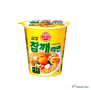 Sesame flavor Cup 65g