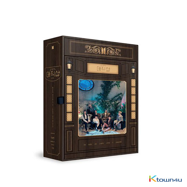 [Blu-ray] BTS - BTS 5th MUSTER [MAGIC SHOP] Blu-ray (*Order can be canceled cause of early out of stock)