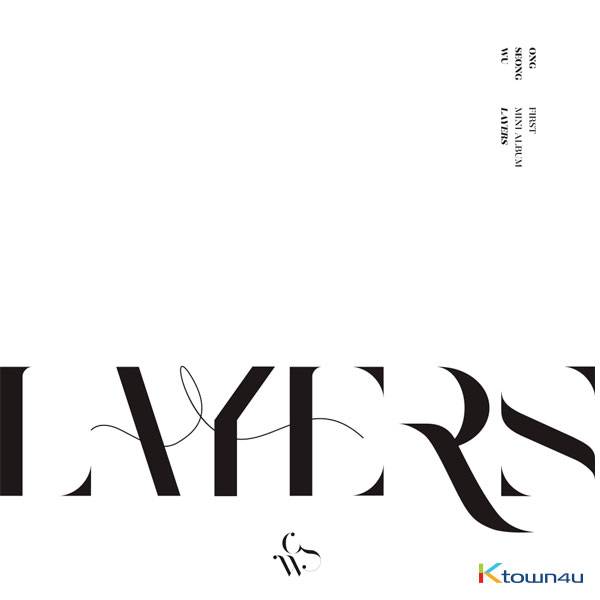 Ong Seong Wu - Mini Album Vol.1 [LAYERS] (WHITE Ver.)