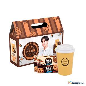 [LOTTE] Chic Choc Reuserable Tumbler Set (SF9 : Rowoon) (*Order can be canceled cause of early out of stock)
