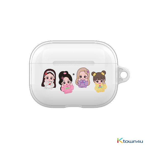 BLACKPINK - AIRPODS PRO CASE (Design 1)