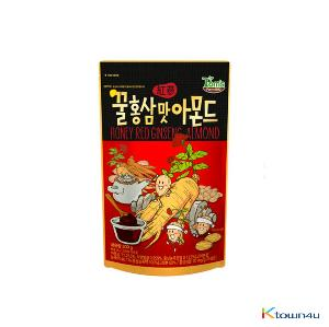 Hoeny red ginseng Almond 200g*1EA
