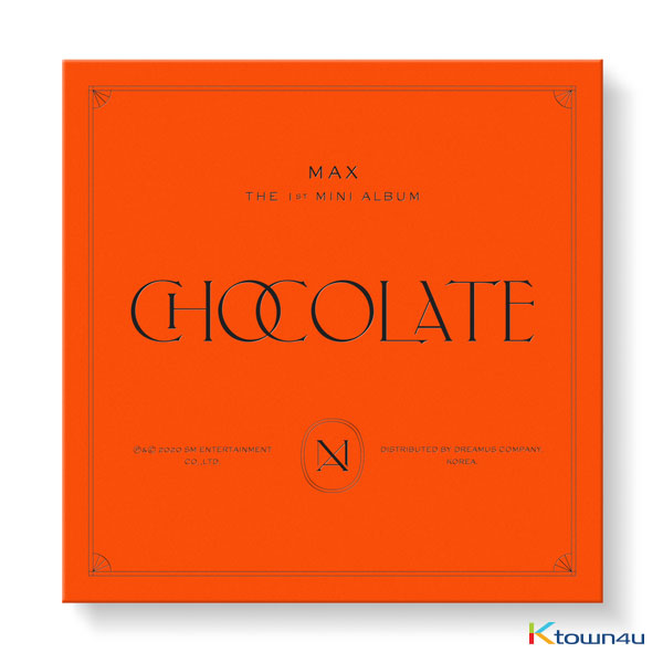Max Chang Min - Mini Album Vol.1 [Chocolate] (Kit Ver.) *Due to the built-in battery of the Khino album, only 1 item could be ordered and shipped at a time.