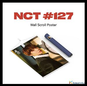 NCT 127 - Wall Scroll Poster (Jungwoo ver)