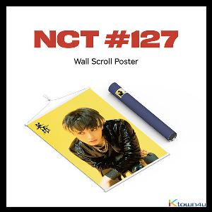 NCT 127 - Wall Scroll Poster (Mark ver)