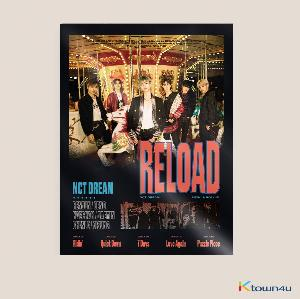 NCT DREAM - Album [Reload] (Ridin Ver.)