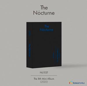 NU'EST - ミニアルバム 8集 [The Nocturne] (Kit Album)