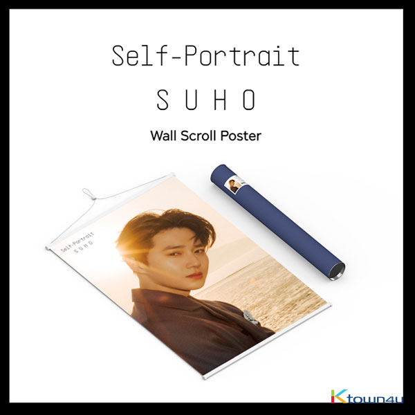 SUHO - Wall Scroll Poster