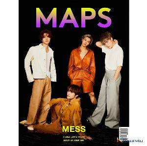 [韓国雑誌] Maps 2020.06 B Type (Cover : Wayv / Content : Hang Seung Woo)