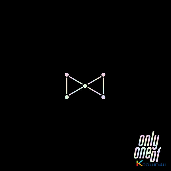 OnlyOneOf - Album [Produced by [ ] Part 1] (BLACK Ver.)
