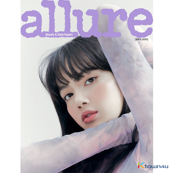 [韓国雑誌] allure 2020.06 C Type (LISA)