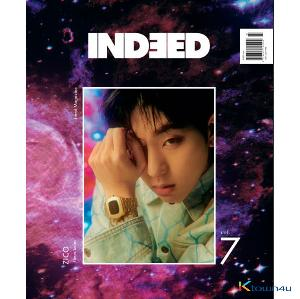 [Magazine] INDEED - Vol.7 (ZICO / Content : N.Flying)